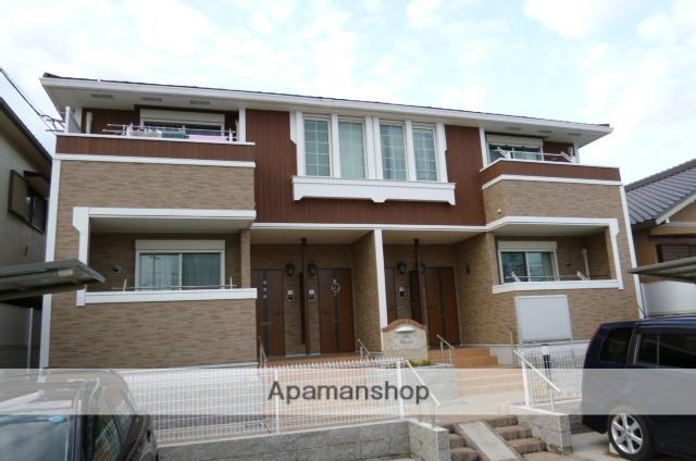 愛知県春日井市、勝川駅徒歩11分の築5年 2階建の賃貸アパート