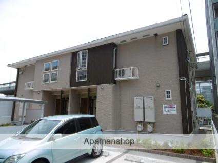 愛知県春日井市、勝川駅徒歩14分の築3年 2階建の賃貸アパート