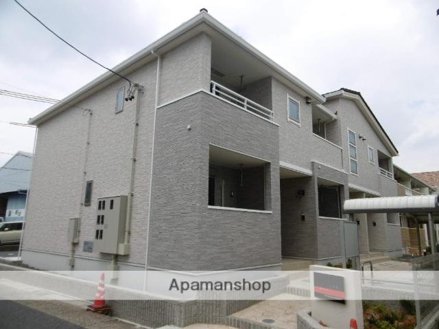 愛知県春日井市、味美駅徒歩13分の築1年 2階建の賃貸アパート