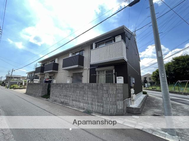 愛知県春日井市、勝川駅徒歩28分の築1年 2階建の賃貸アパート