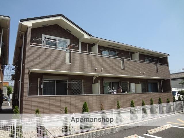 愛知県春日井市、勝川駅徒歩18分の築8年 2階建の賃貸アパート