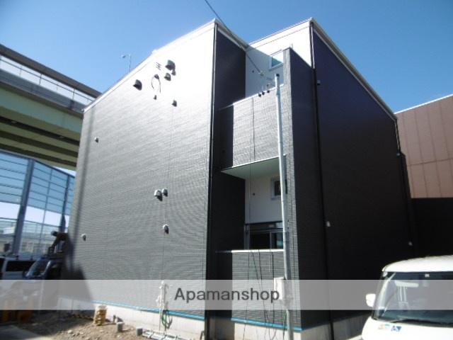 愛知県春日井市、勝川駅徒歩8分の新築 2階建の賃貸アパート