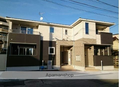 愛知県春日井市、勝川駅徒歩24分の新築 2階建の賃貸アパート