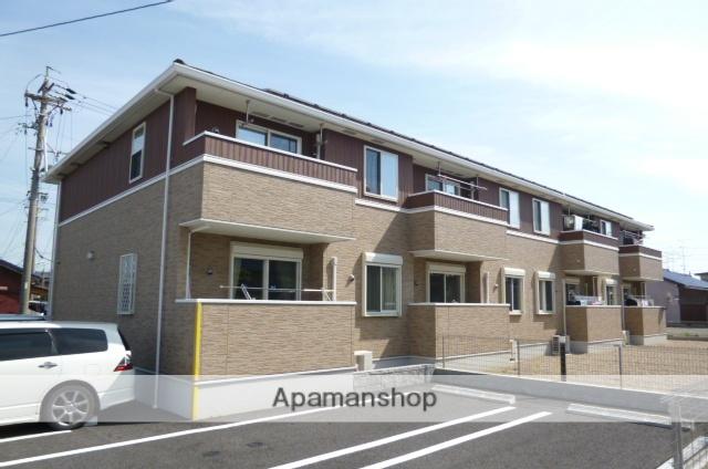愛知県春日井市、牛山駅徒歩13分の築5年 2階建の賃貸アパート