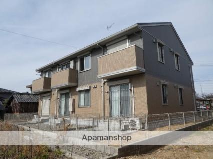 愛知県名古屋市北区、味鋺駅徒歩8分の築3年 2階建の賃貸アパート