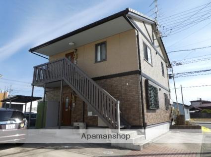 愛知県名古屋市北区、味美駅徒歩23分の築8年 2階建の賃貸アパート
