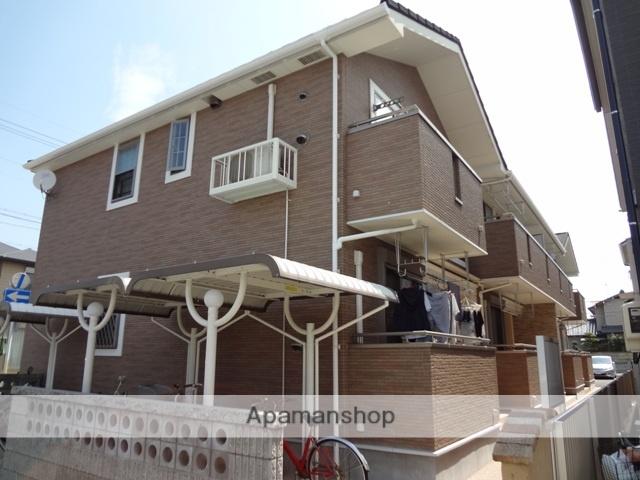愛知県春日井市、勝川駅徒歩13分の築8年 2階建の賃貸アパート