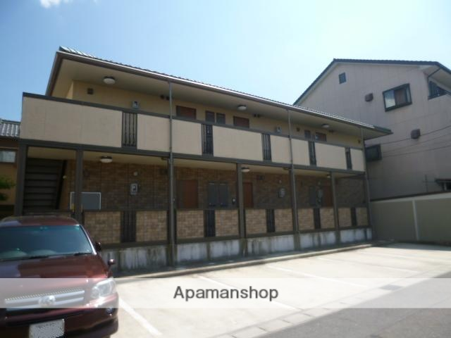 愛知県春日井市、春日井駅徒歩50分の築11年 2階建の賃貸アパート