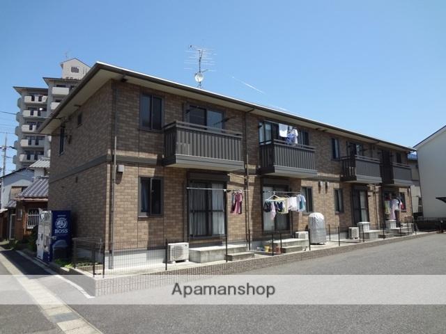 愛知県春日井市、勝川駅徒歩28分の築10年 2階建の賃貸アパート