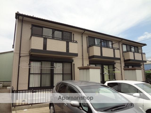 愛知県春日井市、勝川駅徒歩25分の築16年 2階建の賃貸アパート