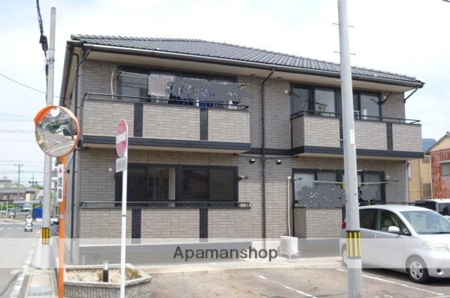 愛知県春日井市、勝川駅徒歩28分の築16年 2階建の賃貸アパート