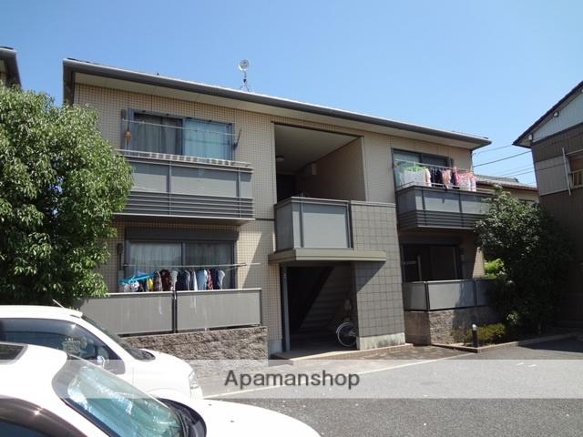 愛知県春日井市、勝川駅徒歩21分の築15年 2階建の賃貸アパート