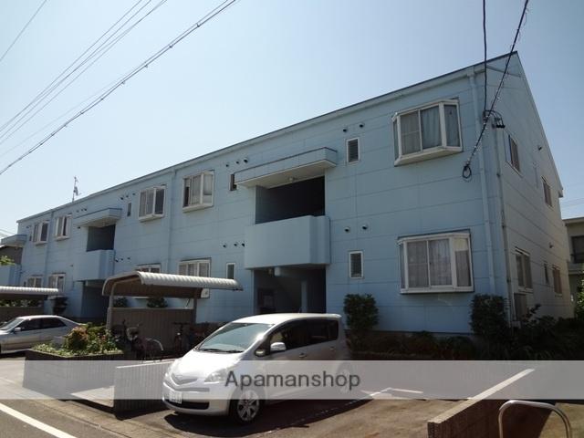 愛知県春日井市、春日井駅徒歩31分の築23年 2階建の賃貸アパート