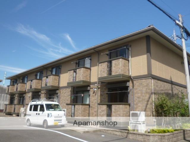 愛知県春日井市、勝川駅徒歩10分の築12年 2階建の賃貸アパート