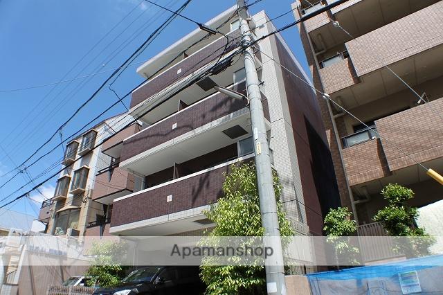 愛知県春日井市、勝川駅徒歩5分の築8年 4階建の賃貸マンション
