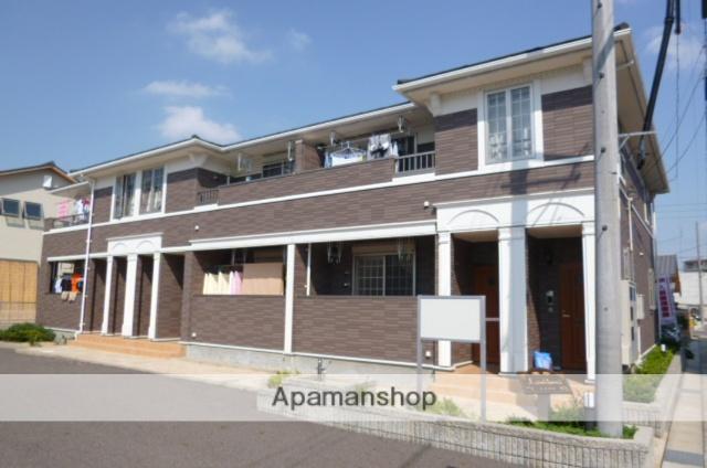 愛知県春日井市、春日井駅徒歩17分の築8年 2階建の賃貸アパート