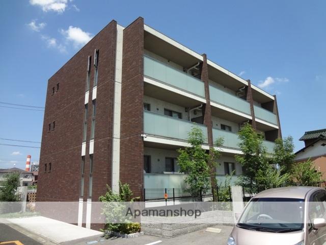 愛知県春日井市、勝川駅徒歩23分の築9年 3階建の賃貸マンション