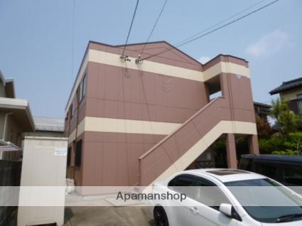 愛知県春日井市、勝川駅徒歩12分の築16年 2階建の賃貸アパート