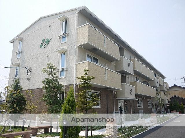 愛知県春日井市、春日井駅徒歩39分の築7年 3階建の賃貸アパート