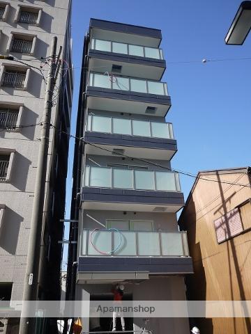 愛知県春日井市、勝川駅徒歩5分の築4年 6階建の賃貸マンション
