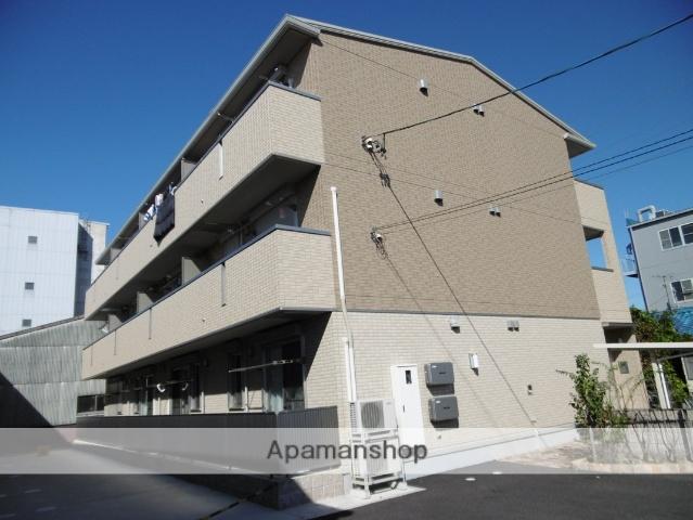 愛知県春日井市、勝川駅徒歩28分の築5年 3階建の賃貸アパート