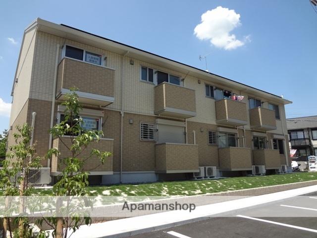 愛知県春日井市、勝川駅徒歩28分の築3年 2階建の賃貸アパート