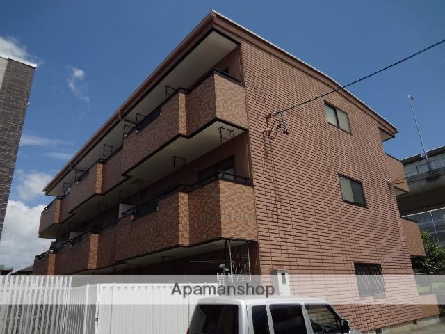愛知県春日井市、勝川駅徒歩25分の築15年 3階建の賃貸マンション