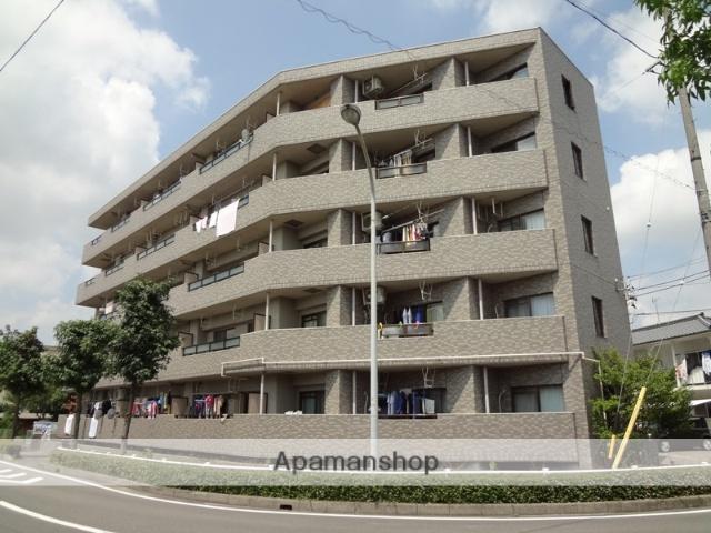 愛知県春日井市、勝川駅徒歩13分の築22年 5階建の賃貸マンション