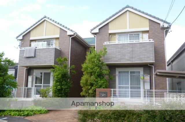 愛知県春日井市、勝川駅徒歩20分の築15年 2階建の賃貸アパート