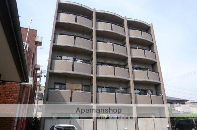 愛知県春日井市、勝川駅徒歩25分の築15年 5階建の賃貸マンション