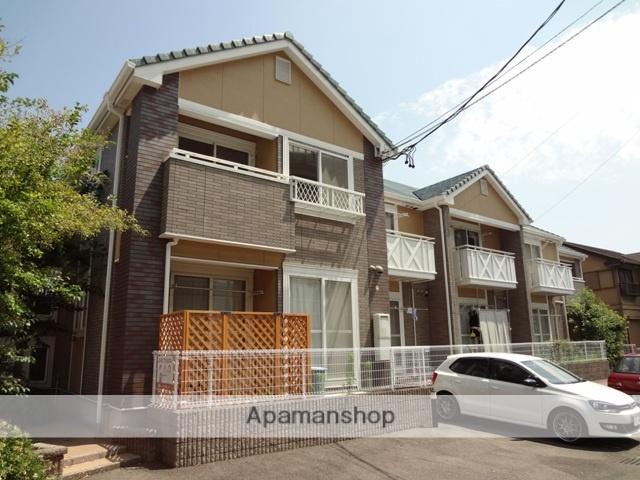 愛知県春日井市、勝川駅徒歩15分の築15年 2階建の賃貸アパート