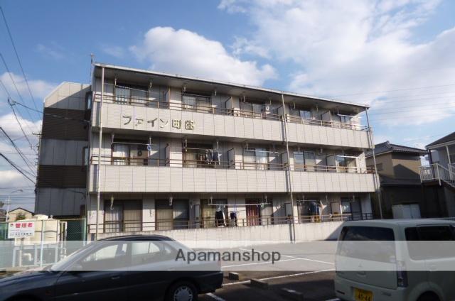 愛知県春日井市、勝川駅徒歩7分の築24年 3階建の賃貸マンション