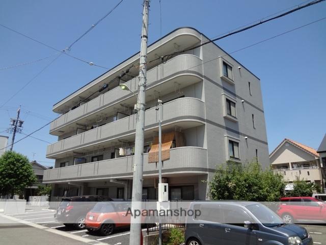 愛知県春日井市、勝川駅徒歩25分の築16年 4階建の賃貸マンション
