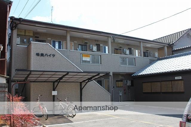 愛知県春日井市、勝川駅徒歩25分の築12年 2階建の賃貸アパート