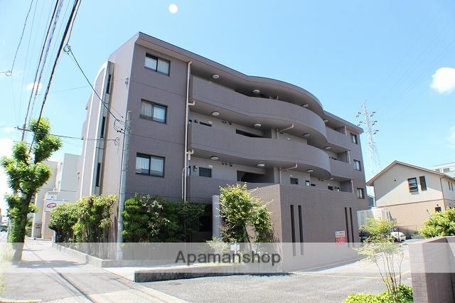 愛知県春日井市、勝川駅徒歩9分の築24年 4階建の賃貸マンション