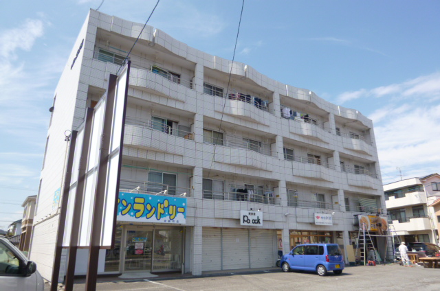 愛知県春日井市、味鋺駅徒歩6分の築26年 4階建の賃貸マンション