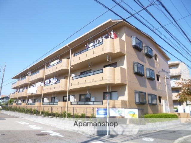 愛知県春日井市、勝川駅徒歩34分の築24年 3階建の賃貸マンション
