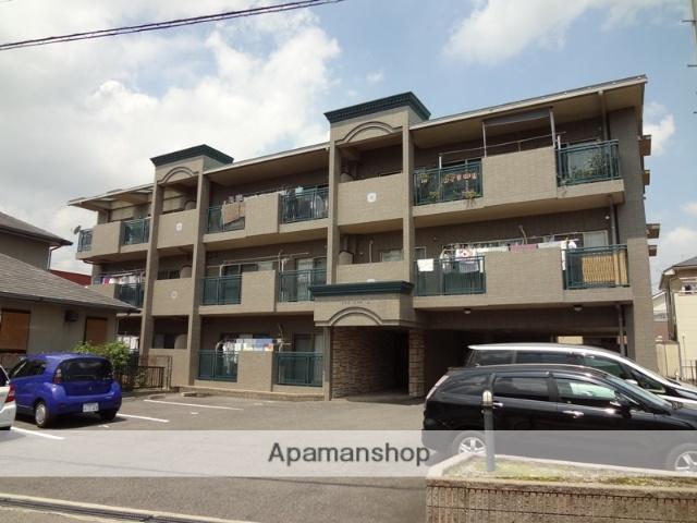 愛知県春日井市、勝川駅徒歩7分の築13年 3階建の賃貸マンション