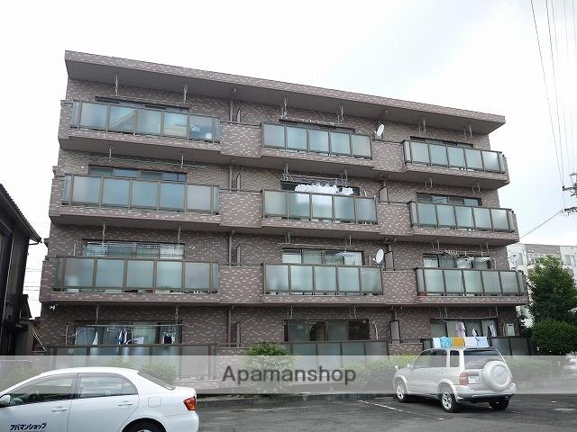 愛知県春日井市、勝川駅徒歩16分の築28年 4階建の賃貸マンション