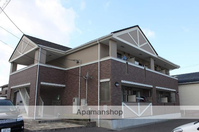 愛知県春日井市、勝川駅徒歩10分の築11年 2階建の賃貸アパート