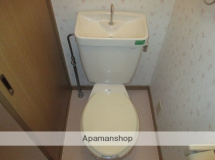 愛知県岩倉市東町掛目[3DK/48.6m2]のトイレ
