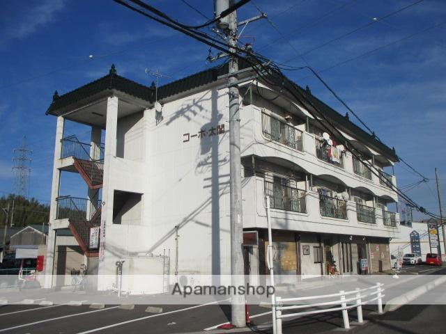 愛知県小牧市、味岡駅徒歩11分の築31年 3階建の賃貸マンション