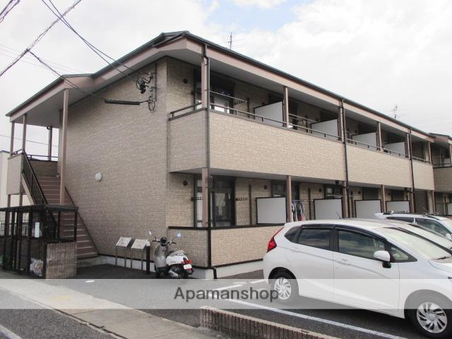 愛知県小牧市、小牧駅徒歩19分の築11年 2階建の賃貸アパート