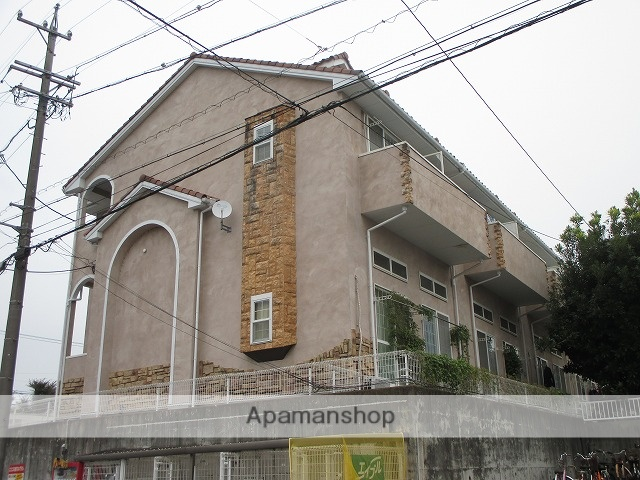 愛知県小牧市、小牧口駅徒歩12分の築15年 2階建の賃貸アパート