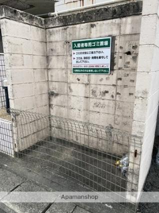 愛知県北名古屋市西之保立石[1K/20m2]の共用部2