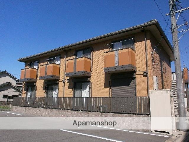 愛知県小牧市、小牧駅徒歩20分の築9年 2階建の賃貸アパート