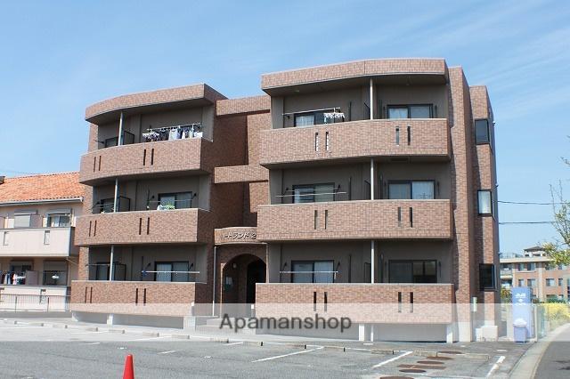 愛知県小牧市、間内駅徒歩11分の築15年 3階建の賃貸マンション