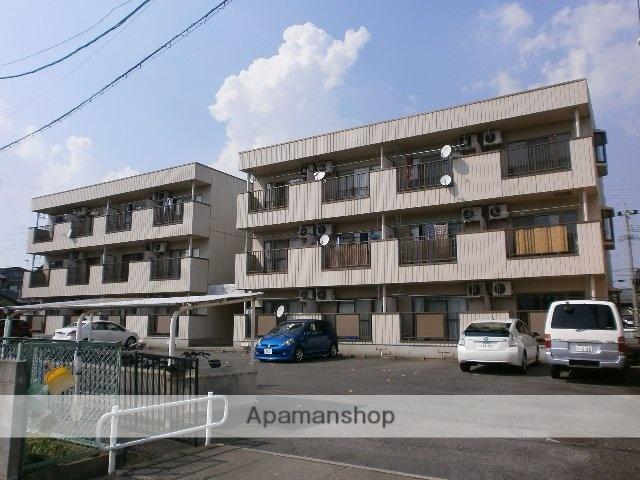 愛知県小牧市、小牧駅徒歩12分の築28年 3階建の賃貸マンション