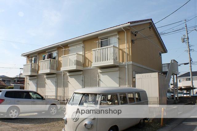 愛知県小牧市、間内駅徒歩23分の築9年 2階建の賃貸アパート