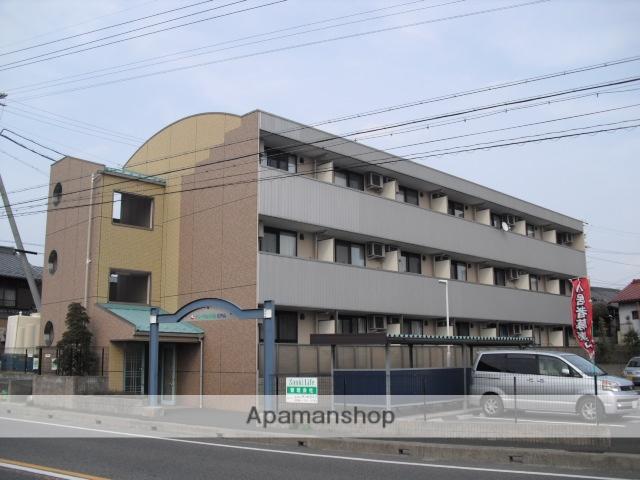愛知県小牧市、牛山駅徒歩17分の築13年 3階建の賃貸マンション